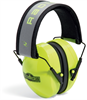 Hi-Visibility Terminator 29 Ear Muffs Orange Standard Ear Muffs, NRR 29, 1 each Hearing Protection HNG595-OR -- HNG595