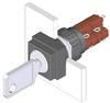 Keylock Switches -- 1948-1660-ND - Image