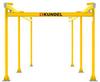 Overhead Ceiling Bridge Cranes -- KTRAC -Image