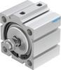 Short-stroke cylinder -- ADVC-63-15-A-P-A -Image