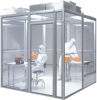 AirLock Modular Cleanrooms and Enclosure Systems