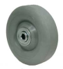 Extra Soft Rubber Caster Wheel -- RS4x1-3/8B