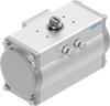 Quarter turn actuator -- DFPD-160-RP-90-RS60-F0710 -Image