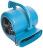 Portable Blower,115 Volt,2700 CFM,Blue -- F351