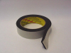 3M(TM) Vinyl Foam Tape 4504 Black, 1 in x 18 yd, 9 per case -- 021200-03320