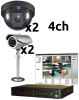 4 Channel Budget CCTV System