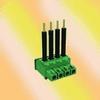Terminal Blocks, Pluggable plug, Contact type=screw contact -- 20020008-D201B01LF
