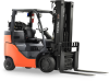 Internal Combustion Forklifts with Cushion Tires -- Box Car Special