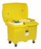 HazMat Spill Cart Kit with 5in Wheels -- SPKHZ-CART5