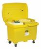 HazMat Spill Cart Kit with 5in Wheels -- SPKHZ-CART5