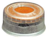 2.0 mL, 11 mm Poly Crimp Seal Caps: Snap-on or Crimp