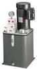 Power Unit,208-230/460V,11 GPM,600 PSI -- 6W641