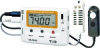 Light/Humidity/Temperature Data Logger -- TR-74UI