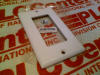 WALL PLATE 1GANG DECORATOR WHITE -- 2151W -Image