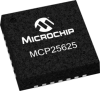 Interface, Controller Area Network (CAN) -- MCP25625