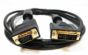 2m DVI-A Male to HD15 VGA Male Analog Video Cable (6.5ft) -- DV12-02 - Image
