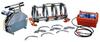 Self-aligning Hydraulic Butt Fusion Machine -- DELTA DRAGON 315 B
