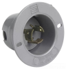 Locking Flanged Male Base Inlet -- 7556-SS