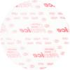 Norton Pure Ice AO Fine Grit Film H&L Disc -- 77696088702 - Image