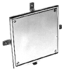 Z1460 Square Wall Access Cover -- Z1460 -Image