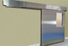 Pharmaceutical Doors -- Saino Sliding Service Doors Model 73000