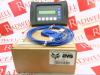 OPERATOR INTERFACE LCD DISPLAY LED 5BUTTON 20-30DC -- EZ220