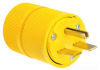 Straight Blade Power Plug -- D0631