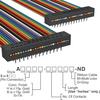 Rectangular Cable Assemblies -- A8MMS-2606M-ND -Image