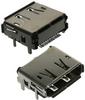 USB, DVI, HDMI Connectors -- 670-2436-ND -Image