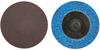 Norton Metalite AO Coarse TR (Type III) Quick-Change Cloth Disc