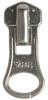 Zipper Sliders - #5 Aluminum 2-Way Bottom Slide -- ZS52MAL