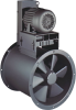 Design 34 Fixed Pitch Vane Axial Print Fans
