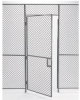 WIREWAY/HUSKY™ Partition System Hinged Doors -- 4726128