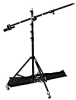 HEAVY DUTY PORT-A-BOOM: COMPLETE HEAVY DUTY BOOM STAND ON WHEELS -- 401446 - Image