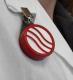 Ethylene Oxide Dosimeter Badge -- 4150