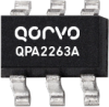 DC - 5000 MHz Cascadable SiGe HBT Amplifier -- QPA2263A -Image