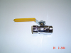 CP Full Port Ball Valve -- CPB20DO
