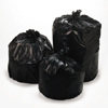 Low-Density Repro Can Liners, Black -- JAG R4046HH