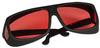 Laser Safety Glasses, 47% Visible Light -- LG14