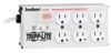 Tripp Lite Isobar Hospital Surge Protector w/6 Hospital Grade Outlets and All-Metal Housing -- ISOBAR6ULTRAHG