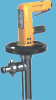 Seal-Less B70 V-SR High Viscosity Air Drive Drum Pump -- 95058 - Image