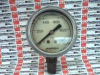 PRESSURE GAUGE 0-1000PSI FLUID FILLED -- 96233