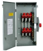 Double Throw Safety/Disconnect Switch -- DT221UGK - Image