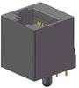 Modular Connectors / Ethernet Connectors -- RJE08-188-0410H -Image