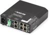 Extreme PoE PSE Switch, (4) 10/100 RJ-45, (2) Multimode SC, -48 VDC -- LPH240A-P-2SC-48 - Image