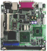 MB890F Mini-ITX Motherboard with Socket 479 for Intel Pentium M / Celeron M series mobile processors -- 2801480