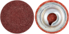 Merit AO Coarse Grit TS (Type II) Quick-Change Fiber Disc -- 69957399605 -Image