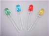 5-mm Oval Color Series LED -- C566C-GFN-CV0Z0791 - Image