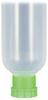 Fisnar QuantX™ Syringe Barrel Flat-Base Tip Cap Green -- 8001038