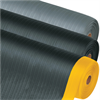 4' x 16' Black/Yellow- Economy Anti-Fatigue Mat -- MAT123BY